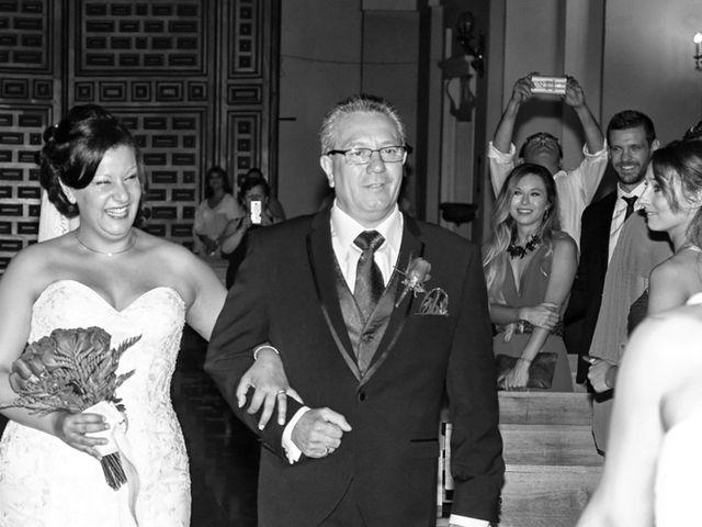 La boda de Francisco y Maria en Illescas, Toledo 15