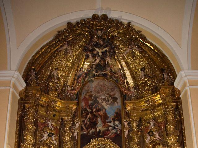 La boda de Francisco y Maria en Illescas, Toledo 17