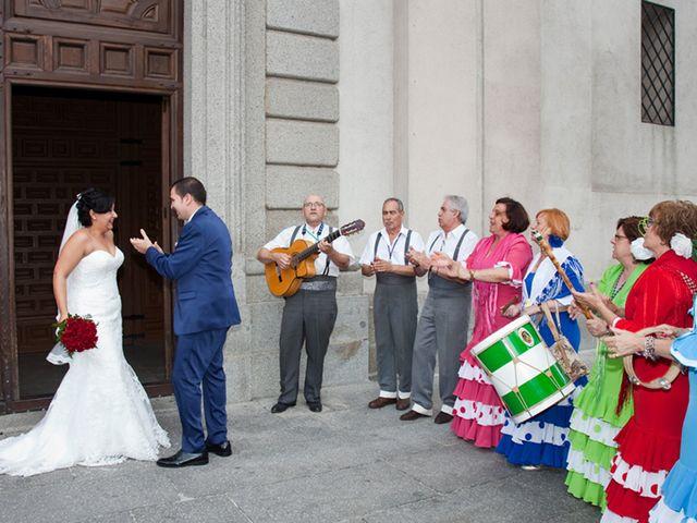La boda de Francisco y Maria en Illescas, Toledo 21