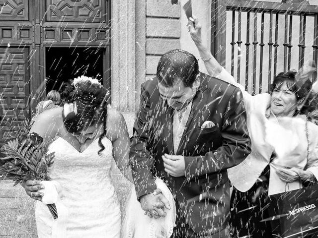 La boda de Francisco y Maria en Illescas, Toledo 22