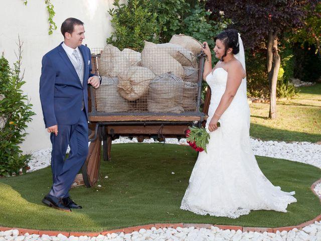 La boda de Francisco y Maria en Illescas, Toledo 23