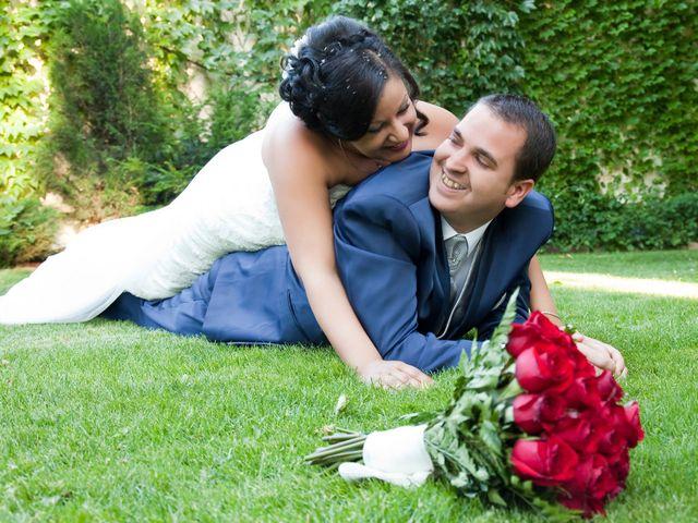 La boda de Francisco y Maria en Illescas, Toledo 25