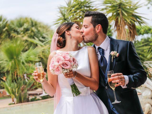 La boda de Mar y Kike