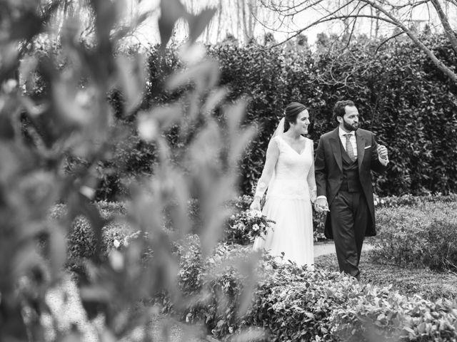 La boda de Leonor y Benito