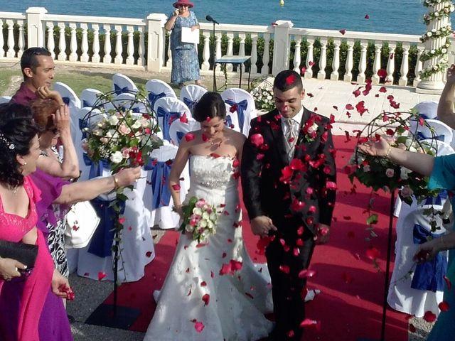 La boda de Miriam y Miguel