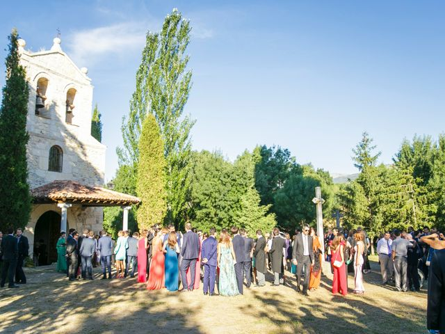La boda de David y Alicia en Otero De Herreros, Segovia 7