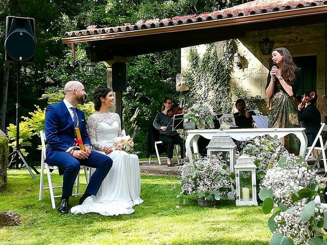 La boda de Iria y Pablo