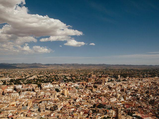 La boda de Juanma y Yoly en Lorca, Murcia 1