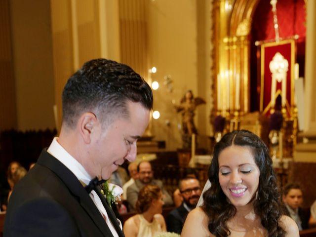 La boda de Miguel y Cristina en Dos Hermanas, Sevilla 17