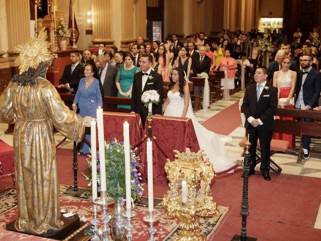 La boda de Miguel y Cristina en Dos Hermanas, Sevilla 18