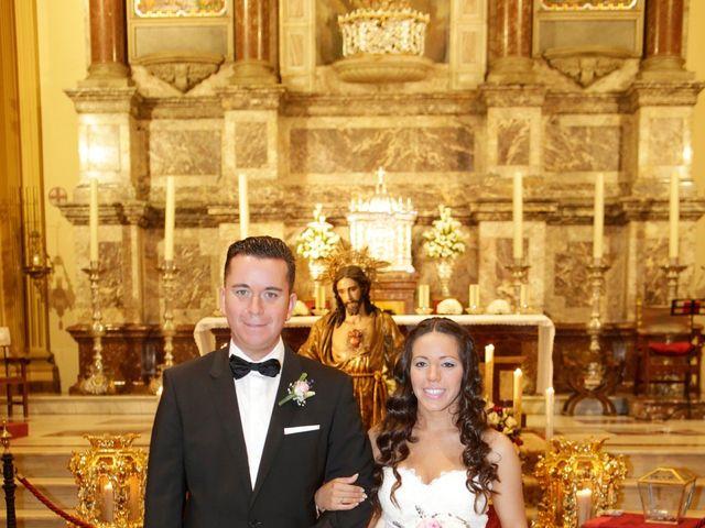 La boda de Miguel y Cristina en Dos Hermanas, Sevilla 20