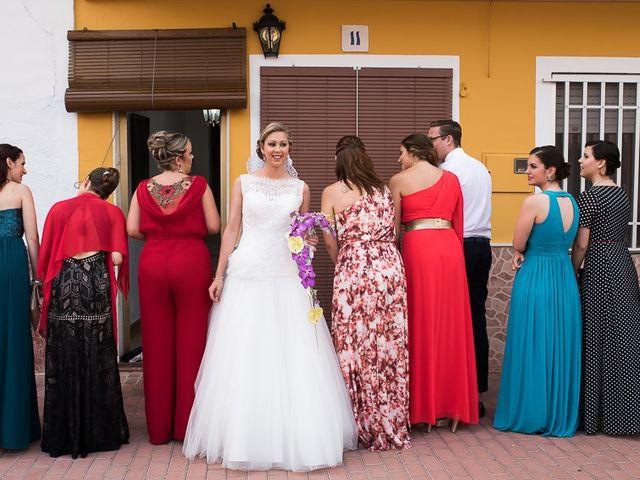 La boda de Juan y Arantxa en Sueca, Valencia 19