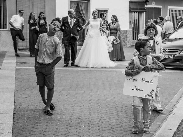 La boda de Juan y Arantxa en Sueca, Valencia 20