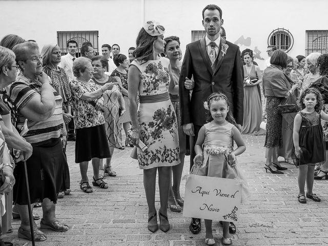 La boda de Juan y Arantxa en Sueca, Valencia 21