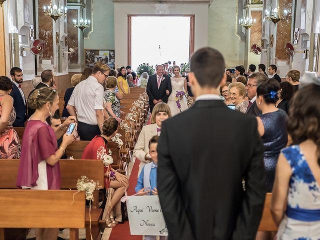 La boda de Juan y Arantxa en Sueca, Valencia 22