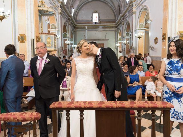La boda de Juan y Arantxa en Sueca, Valencia 23