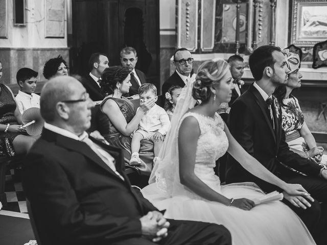 La boda de Juan y Arantxa en Sueca, Valencia 24