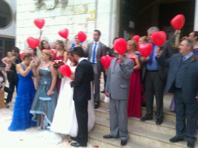 La boda de Ángel y Lidia en Paterna, Valencia 4