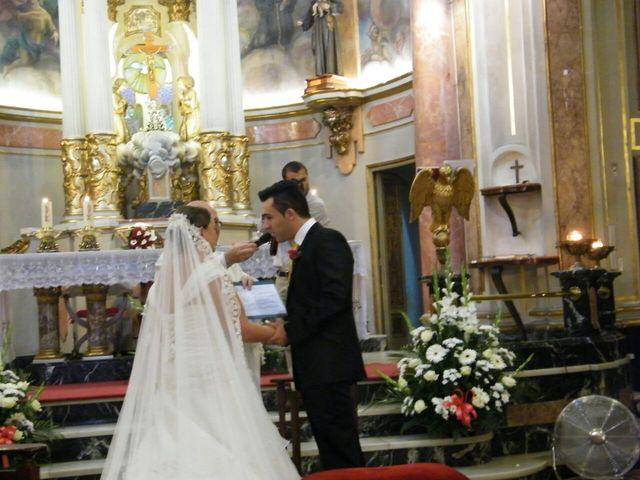 La boda de Ángel y Lidia en Paterna, Valencia 7