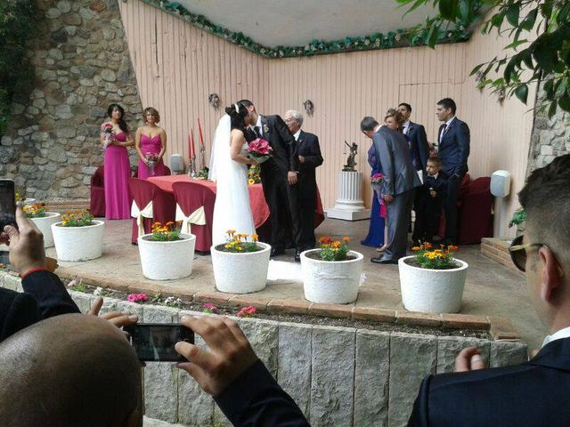 La boda de Olga y Dani en Rubi, Barcelona 4