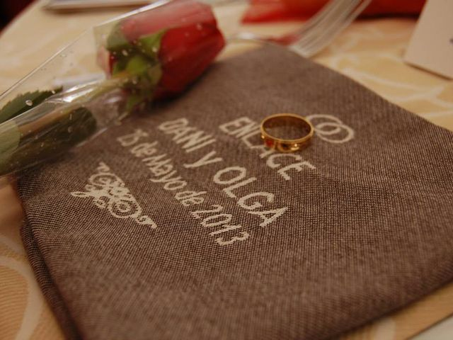 La boda de Olga y Dani en Rubi, Barcelona 1