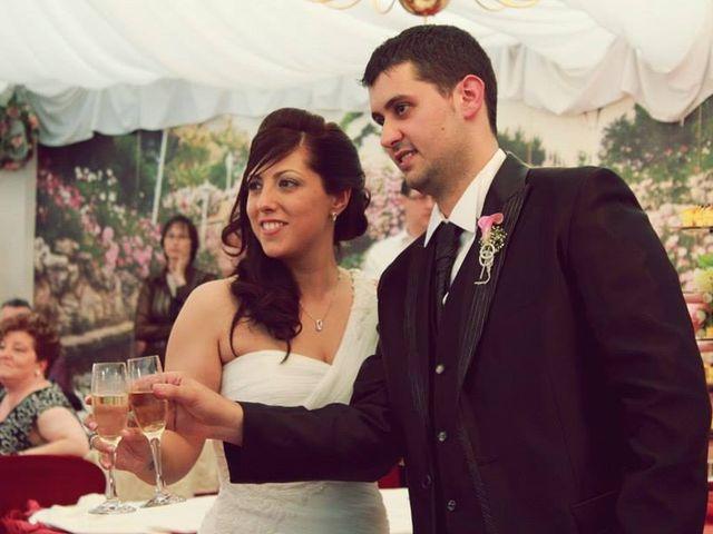 La boda de Olga y Dani en Rubi, Barcelona 10