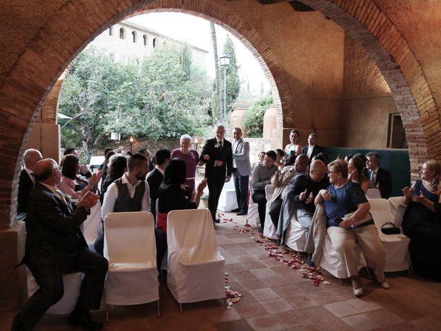 La boda de Víctor y Luz en Barcelona, Barcelona 11