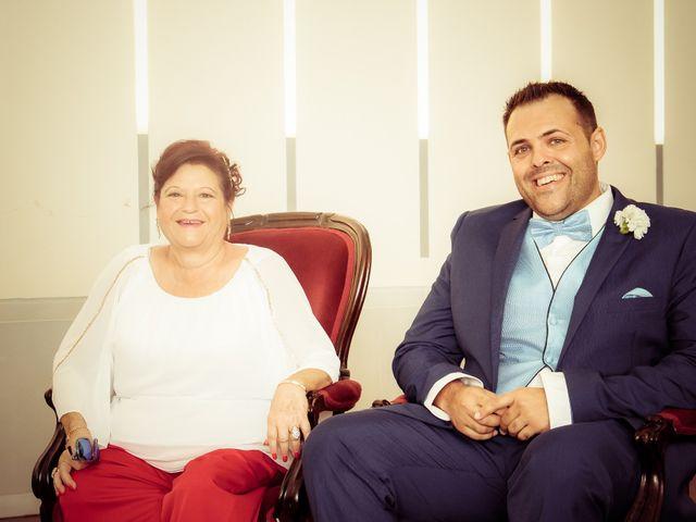 La boda de Dani y Estefania en San Fernando, Cádiz 7