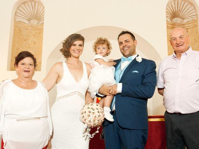La boda de Dani y Estefania en San Fernando, Cádiz 8