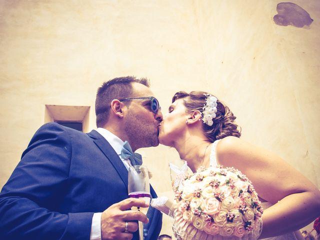 La boda de Dani y Estefania en San Fernando, Cádiz 9