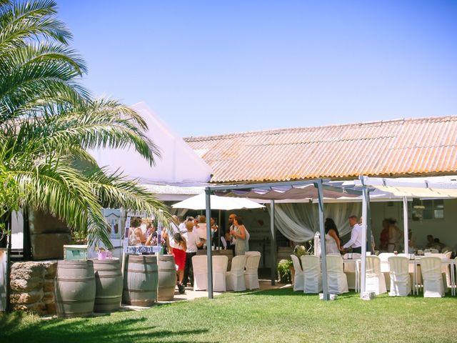 La boda de Dani y Estefania en San Fernando, Cádiz 12