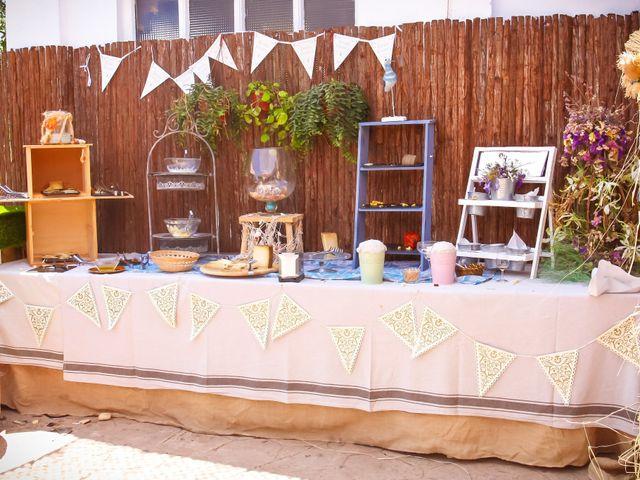 La boda de Dani y Estefania en San Fernando, Cádiz 13