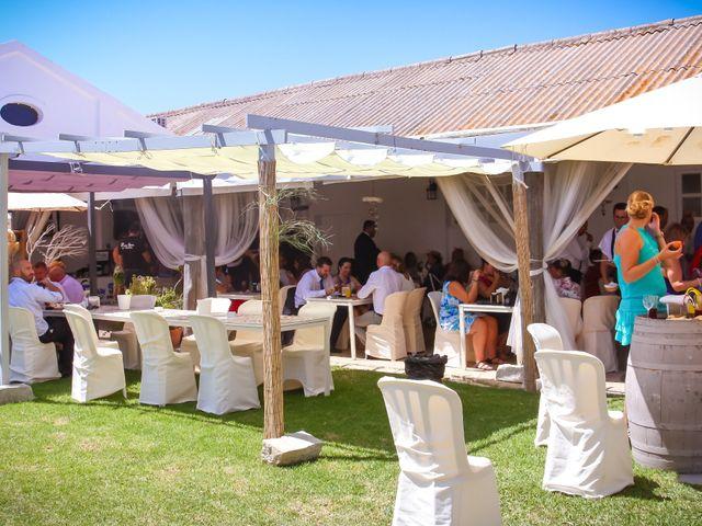 La boda de Dani y Estefania en San Fernando, Cádiz 14