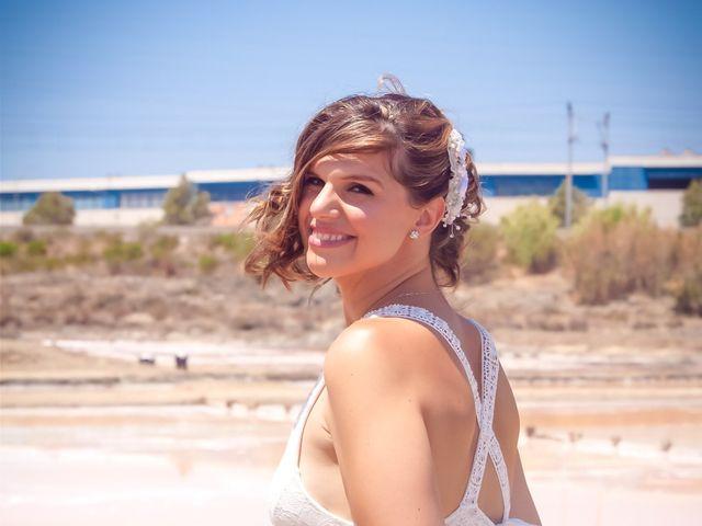 La boda de Dani y Estefania en San Fernando, Cádiz 19