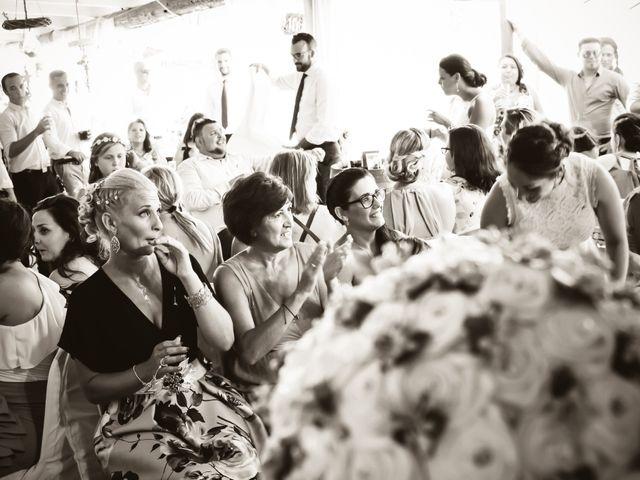 La boda de Dani y Estefania en San Fernando, Cádiz 21