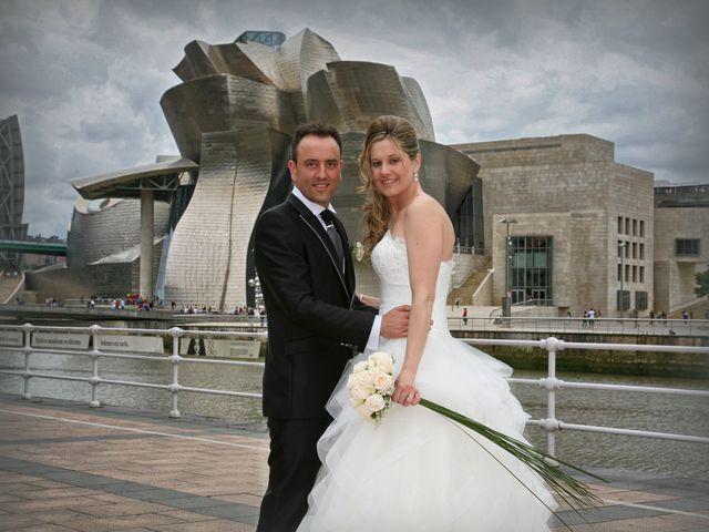 La boda de Inma y Aitor
