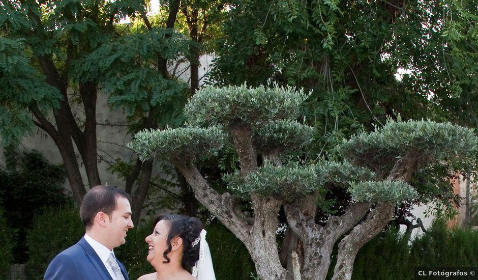 La boda de Francisco y Maria en Illescas, Toledo