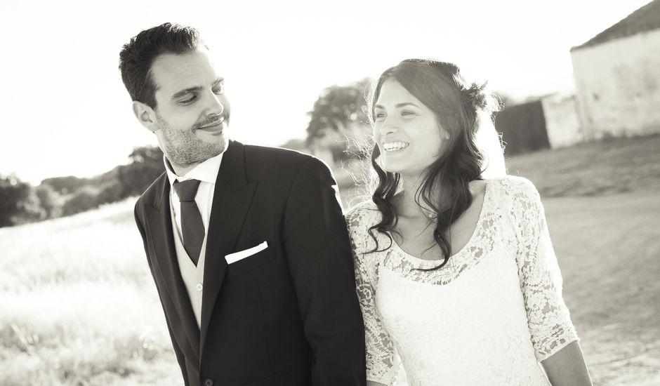 La boda de David y Alicia en Otero De Herreros, Segovia