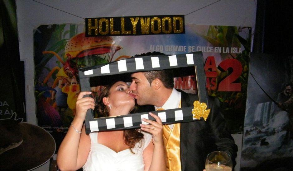 La boda de Ángel y Lidia en Paterna, Valencia