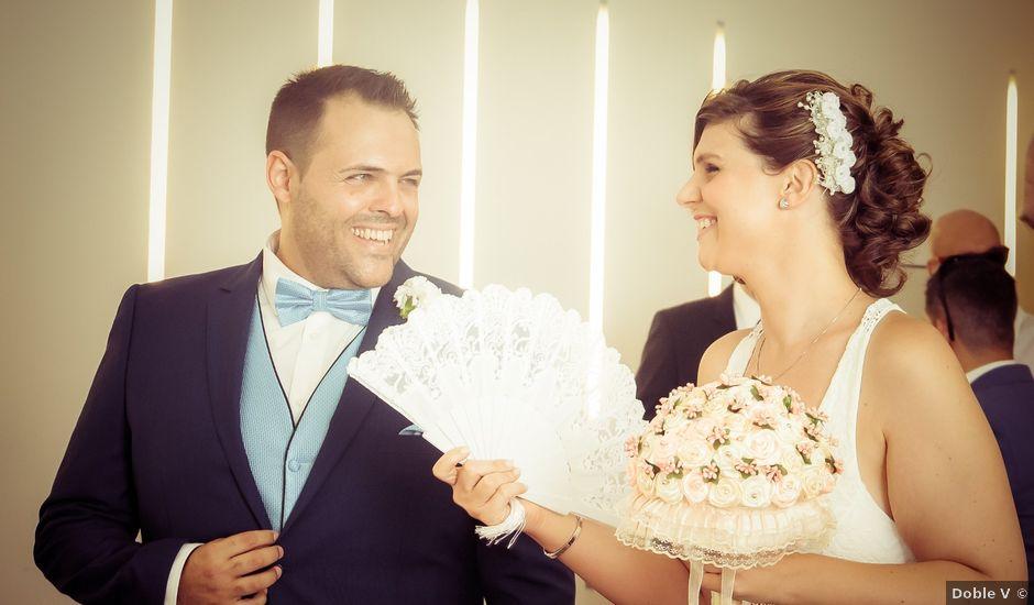 La boda de Dani y Estefania en San Fernando, Cádiz