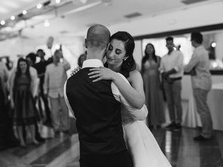 La boda de Sandra y Ilan