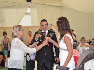 La boda de Raquel y Oscar 1