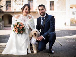 La boda de Lorena y Rubén
