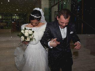 La boda de Jaqueline y Andrés 1