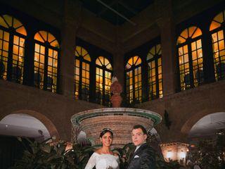 La boda de Jaqueline y Andrés 2