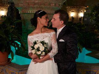 La boda de Jaqueline y Andrés