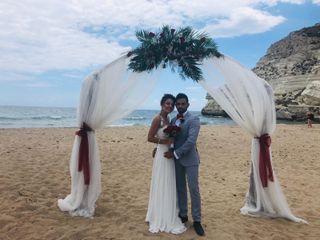 La boda de Marian y Angel