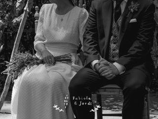 La boda de Fabiola y Jordi 1