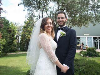 La boda de Anet y Dan