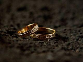 La boda de Tatyana y Edison 1
